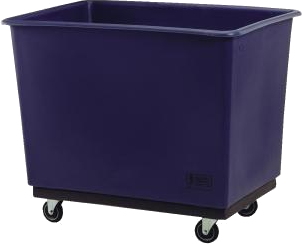 Poly Laundry Cart