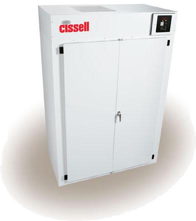Cissell's Fireman's Gear Cabinet