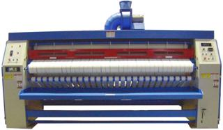 B&C IS series Flatwork Finisher