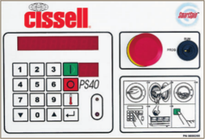Cissell PS40 Washer-Extractor Controller
