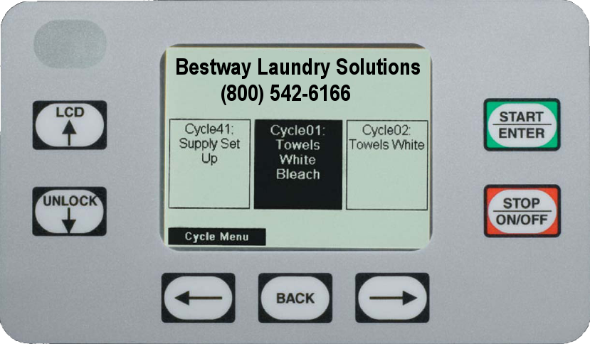 UniLinc Washer-Extractor Controller